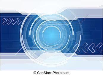 fundo, tecnologia, abstratos