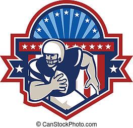 futebol americano, crista, quarterback, qb
