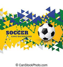 futebol americano, desenho, criativo