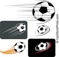 futebol, clipart