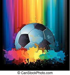 futebol, fundo