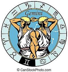gêmeos, sinal astrological, signos