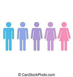 gênero, conceito, transição
