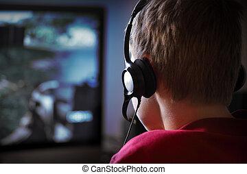 gaming, computador