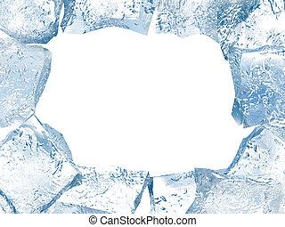gelo, quadro