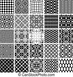 geomã©´ricas, jogo, patterns., seamles