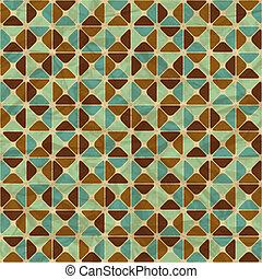 geomã©´ricas, pattern., seamless, retro