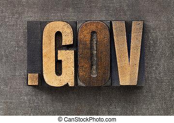 governo, domínio, internet
