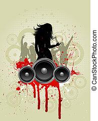 grunge, música