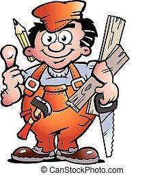 handyman, carpinteiro