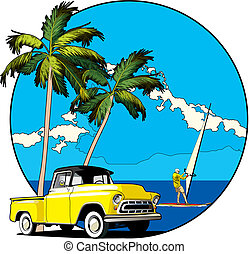 havaiano, vignette