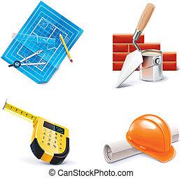 homebuilding&renovating., vetorial, 3