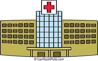 hospitalar, caricatura