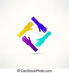 icon., handshake., negócio, transaction.