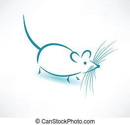 icon., rato