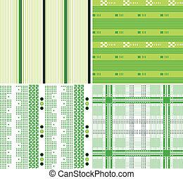 impressão, padrão, geomã©´ricas, seamless
