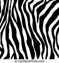 impressão, zebra