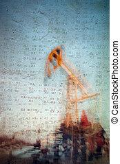 indústria óleo, gás, experiência.