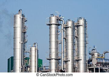 indústria petrochemical