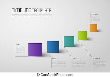 infographic, modelo