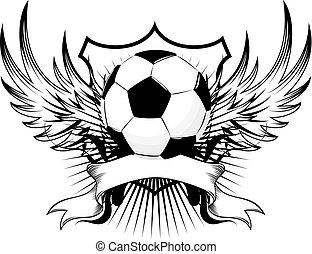 insignia, futebol