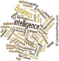 inteligência, ferramentas, negócio