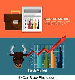 investimentos, mercado financeiro
