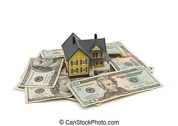 investir, casa