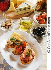 italiano alimento