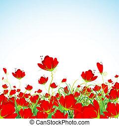 jardim flor