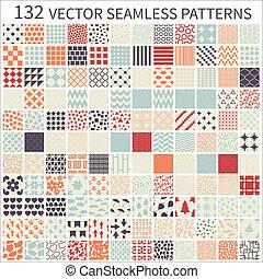 jogo, patterns., seamless