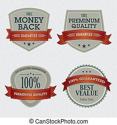 jogo, qualidade, prêmio, etiquetas