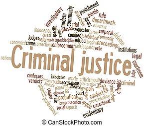 justiça, criminal