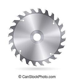 lâmina, serra circular