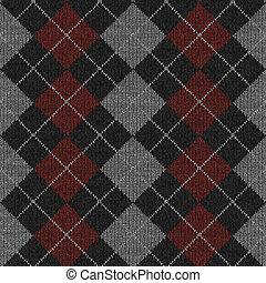 lã, tricote, fundo