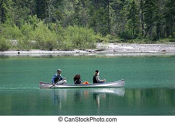 lago, rowers