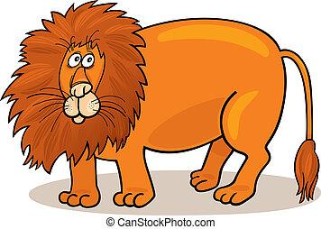 leão, africano