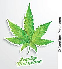 legalize, marijuana