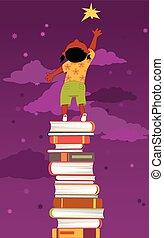 leitura, crianças, importância