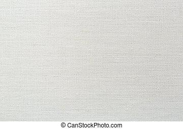 linho, lona, fundo branco