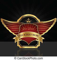 logotipo, abstratos