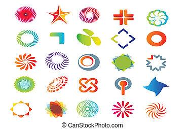 logotipo, gráficos, vetorial
