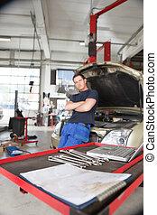 loja, auto repare