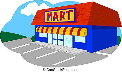 loja, conveniente