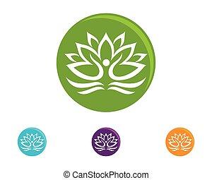 loto, logotipo