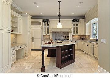 luz, cabinetry, cozinha