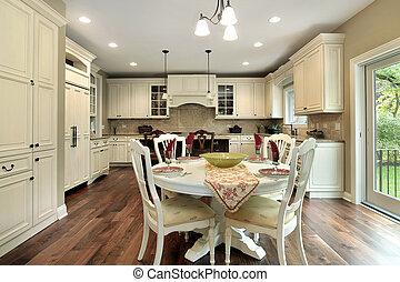 luz, madeira, cabinetry, cozinha