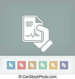 médico, diagnóstico