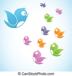 mídia, reunião, social