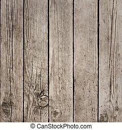 madeira, vetorial, placas, textura, chão